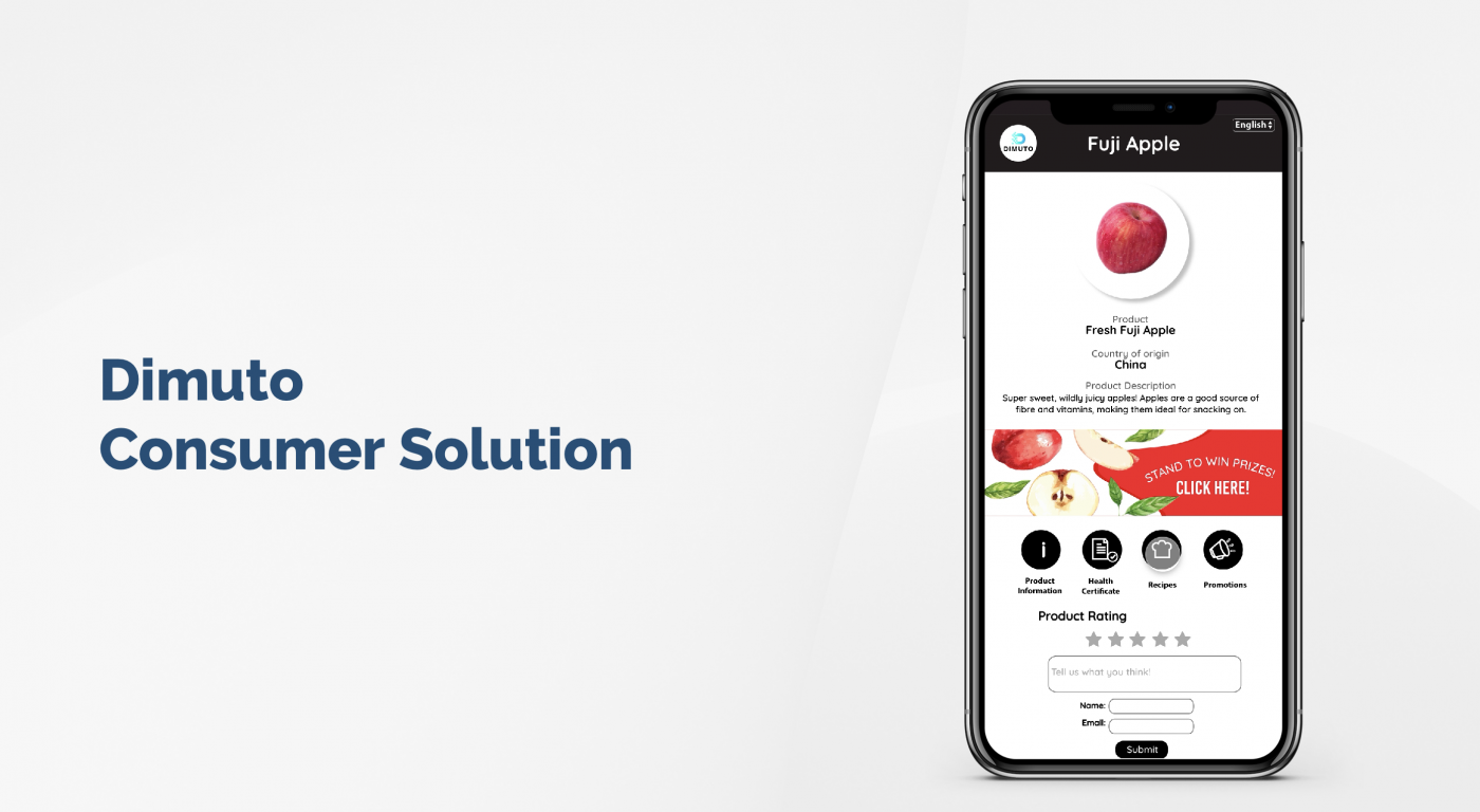 DiMuto Consumer Solution Marketing